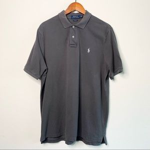 Polo by Ralph Lauren Gray 100% Cotton